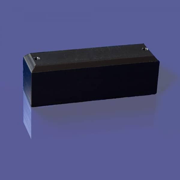 Black Acetal block