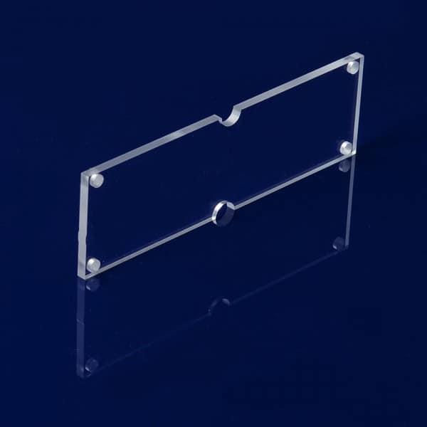 Clear Acrylic plate