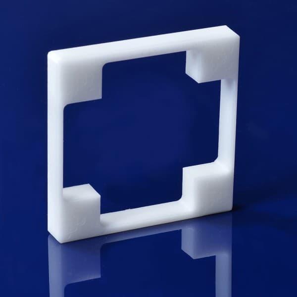 Natural Acetal plate slide